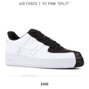 timeless design aadb2 ff029 SALE🔥 Air Force 1's '07 prm split